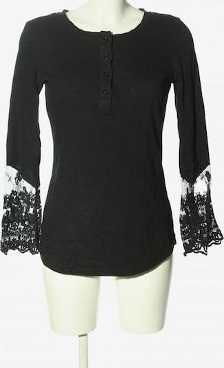 Zanzea Longsleeve in S in schwarz, Produktansicht