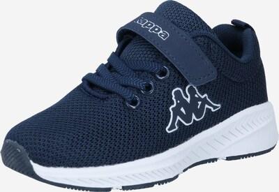 KAPPA Sneaker 'BUNBURY' in navy / weiß, Produktansicht