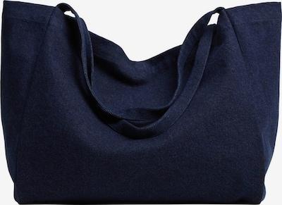 MANGO Nákupní taška 'MARBELLA' - tmavě modrá, Produkt
