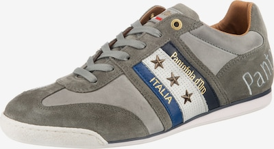 PANTOFOLA D'ORO Sneaker 'IMOLA' in blau / navy / rauchgrau / weiß, Produktansicht