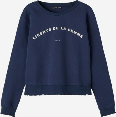 NAME IT Sweat-shirt en bleu, Vue avec produit