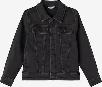 NAME IT Between-Season Jacket 'Times' in Black