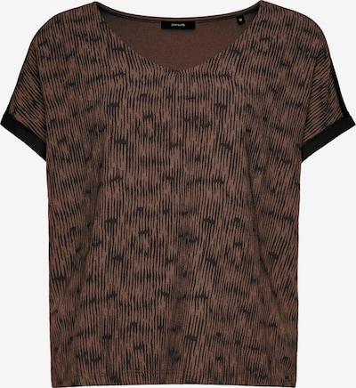 OPUS Tričko - hnedá, Produkt