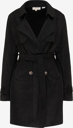 Palton de primăvară-toamnă usha FESTIVAL pe negru, Vizualizare produs