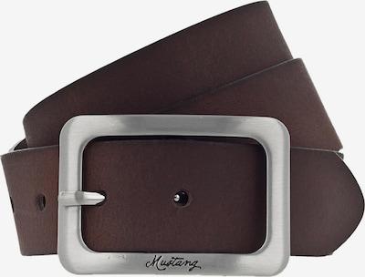 MUSTANG Колан '35mm' в тъмнокафяво, Преглед на продукта