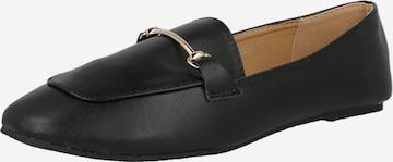 Papuci de casă 'VELLA' de la Raid pe negru