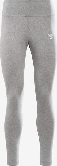 REEBOK Leggings 'Identity' in grau, Produktansicht