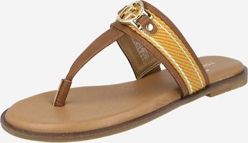 Sandales TOM TAILOR en marron