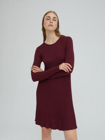 EDITED Dress 'Katrin' in Red