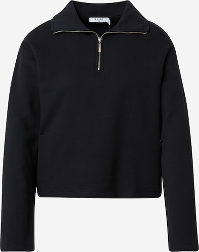 NA-KD Sweatshirt in de kleur Zwart, Productweergave