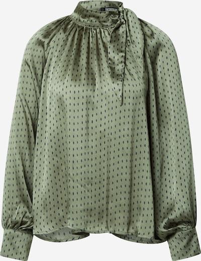 Fashion Union Bluza 'RINGO' u kaki / crna, Pregled proizvoda