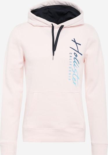 HOLLISTER Bluzka sportowa w kolorze granatowy / turkusowy / ciemny niebieski / pastelowy różm, Podgląd produktu