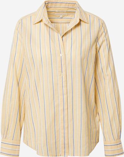 Marc O'Polo Bluza u plava / šafran / bijela, Pregled proizvoda