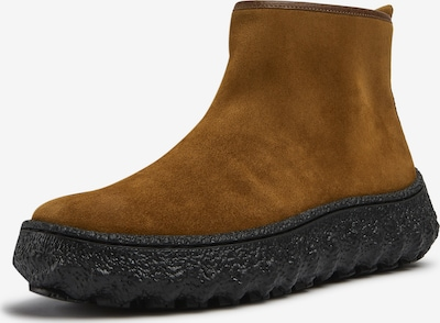 CAMPER Ankle Boots 'Ground' in Brown / Black, Item view