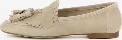 Gianluca Pisati Damen Slipper Tanya in beige, Produktansicht