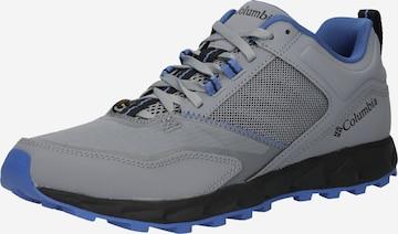Sneaker bassa 'Flow District' di COLUMBIA in grigio