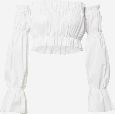 Femme Luxe Pluus 'BROGAN' valge, Tootevaade