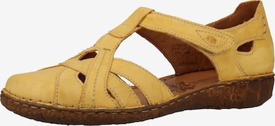 JOSEF SEIBEL Sandalen in gelb, Produktansicht