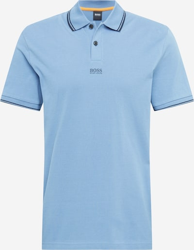 BOSS Casual Shirt 'Chup 1' in navy / hellblau, Produktansicht