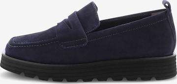 Kennel & Schmenger Loafer 'NINA' in Blau