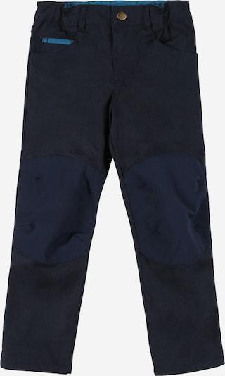 FINKID Broek 'KUUSI' in de kleur Marine / Navy / Hemelsblauw, Productweergave