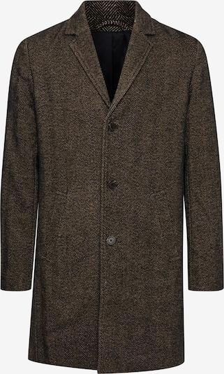 !Solid Between-Seasons Coat 'SDTave' in Black, Item view