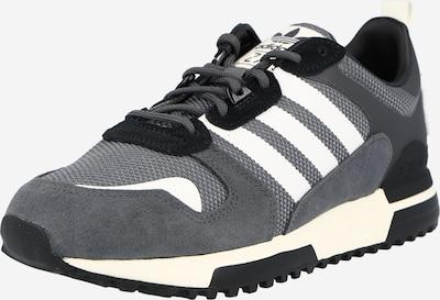 ADIDAS ORIGINALS Sneaker in dunkelgrau / schwarz / weiß, Produktansicht