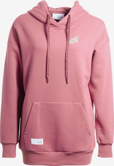 mazine Sweatshirt ' Nampa Hoody ' in Pink, Item view