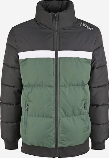 FILA Winterjacke 'OLIVER' in schwarz, Produktansicht