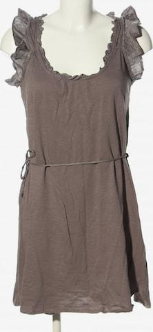 Oysho Dress in S in Brown