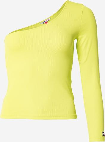 Tommy Jeans Shirt - Žltá