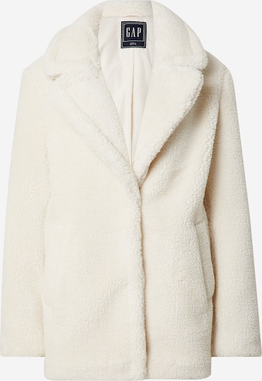 GAP Tussenjas in de kleur Wit, Productweergave