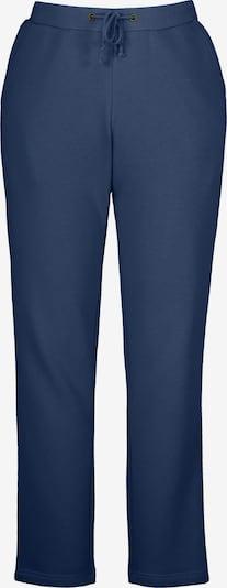 Ulla Popken Hose '801048' in de kleur Hemelsblauw, Productweergave