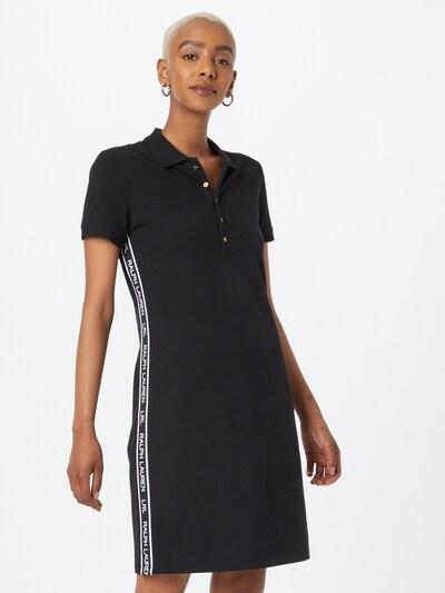 Rochie 'JADDOX' Lauren Ralph Lauren pe negru / alb, Vizualizare model