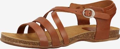 KICKERS Sandalen met riem in de kleur Bruin, Productweergave