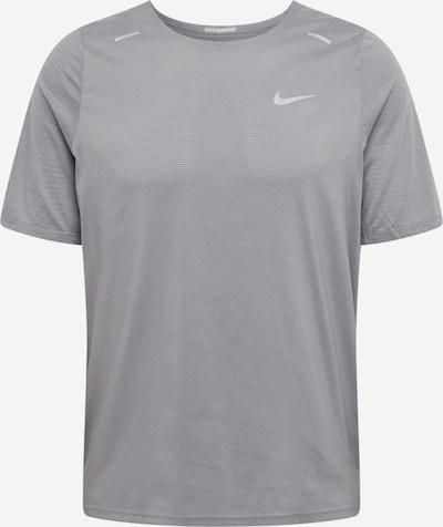 NIKE Koszulka funkcyjna 'Breathe Rise 365' w kolorze szary / jasnoszarym, Podgląd produktu