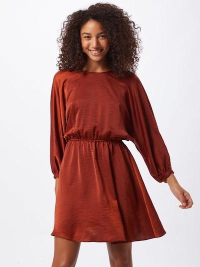 River Island Kleid in rostrot, Modelansicht