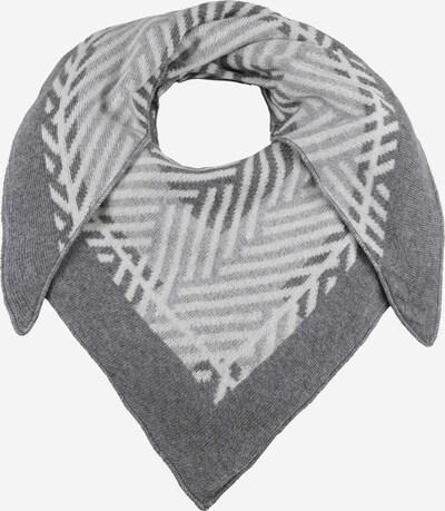 Zwillingsherz Wrap in Grey / Light grey / mottled grey, Item view