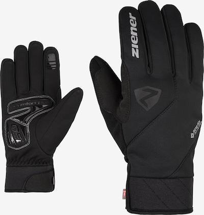 ZIENER Athletic Gloves 'DONNI GTX' in Black, Item view