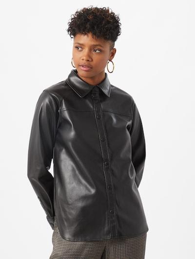 Soyaconcept Bluse 'Beckie' in schwarz, Modelansicht