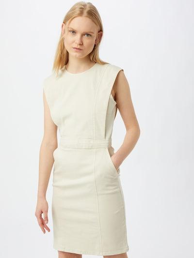 Rochie 'LIKKE' b.young pe crem, Vizualizare model
