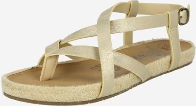 Blowfish Malibu Sandale in beige, Produktansicht