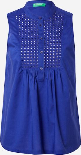 UNITED COLORS OF BENETTON Bluza | kraljevo modra barva, Prikaz izdelka