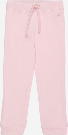 UNITED COLORS OF BENETTON Spodnie w kolorze różowy pudrowy / srebrnym, Podgląd produktu