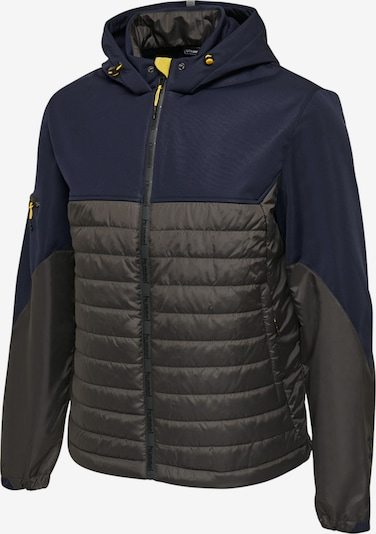 Hummel Jacke in blau / grau, Produktansicht