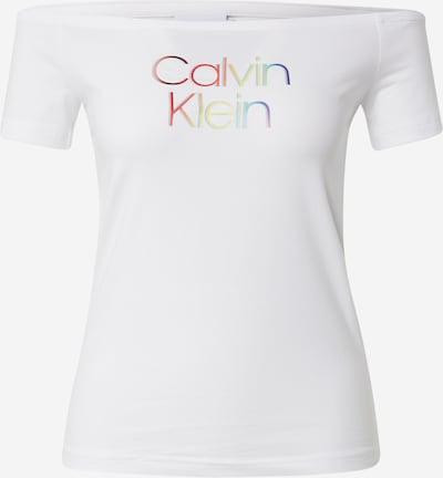 Calvin Klein Shirts i blandingsfarvet / hvid, Produktvisning