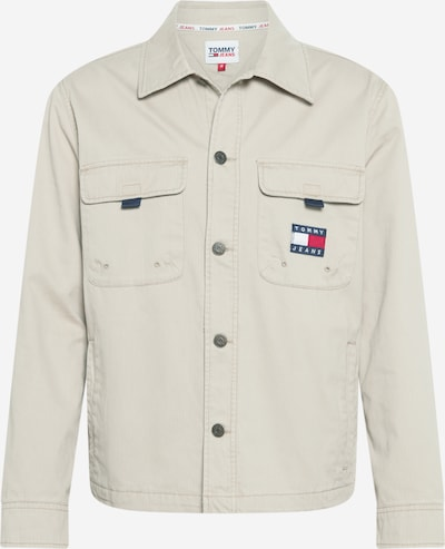 Tommy Jeans Hemd in nude, Produktansicht