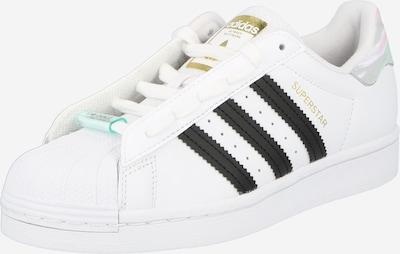 ADIDAS ORIGINALS Nízke tenisky 'Superstar W' - čierna / biela, Produkt