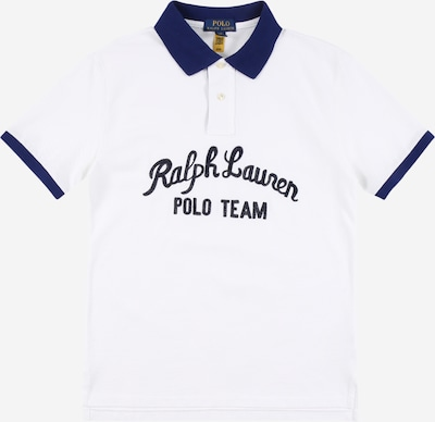 POLO RALPH LAUREN Shirt in de kleur Navy / Wit, Productweergave