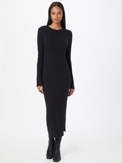 Rochie tricotat ESPRIT pe negru, Vizualizare model